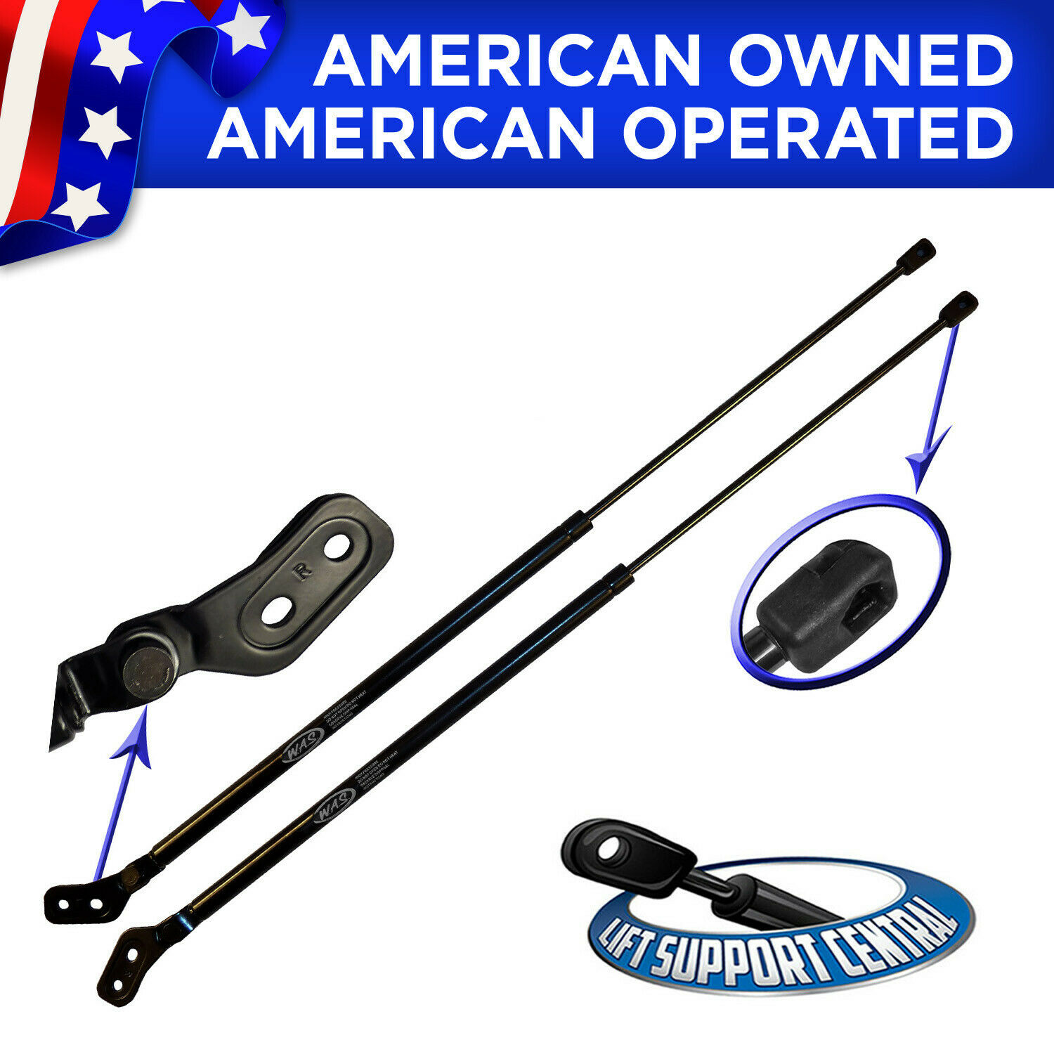 2 Rear Hatch Door Liftgate Lift Supports Struts For 00 04 Kia Sedona Spectra Hatchback 1 Of 2free Shipping