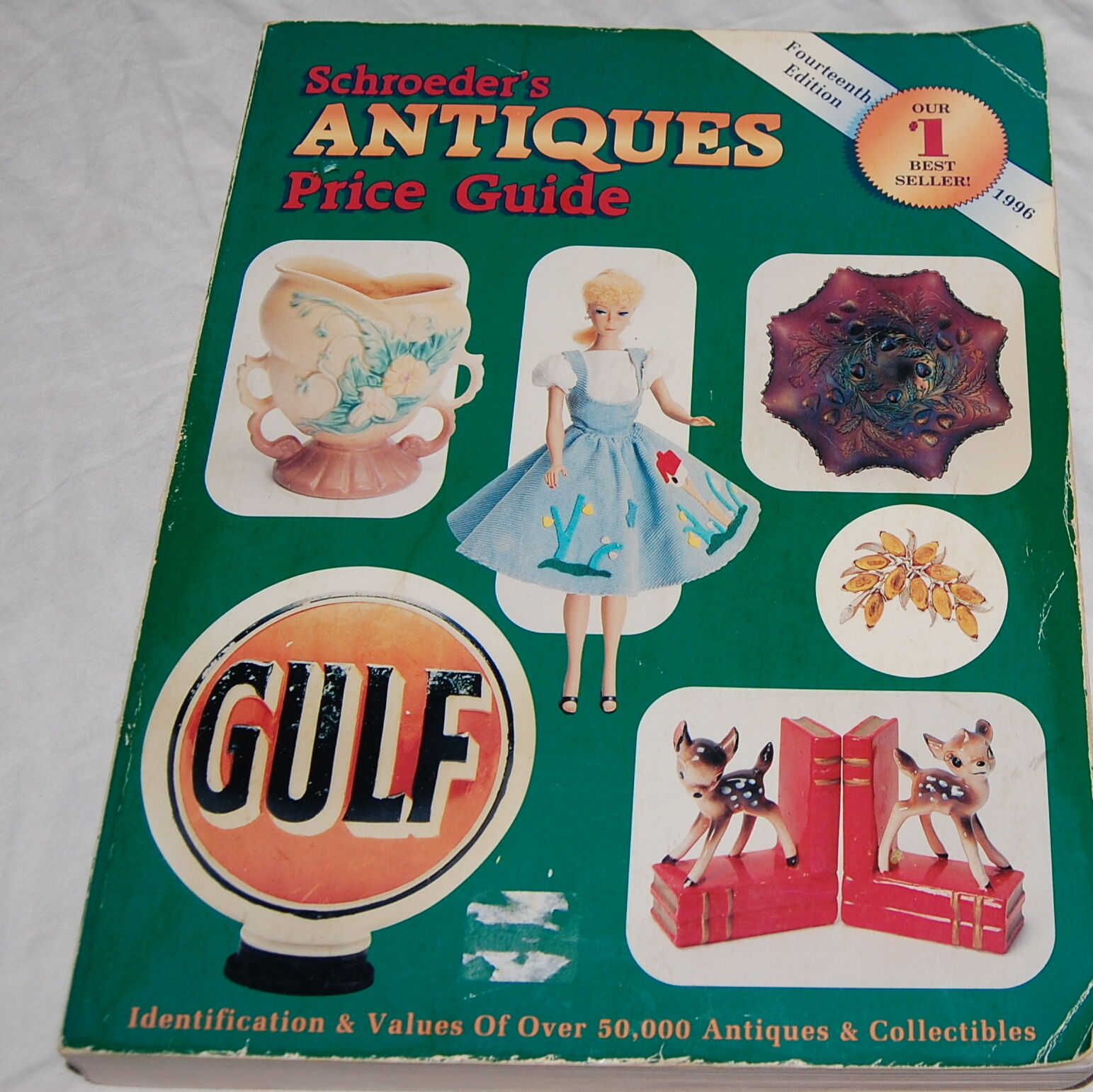 Schroeders Antiques Price Guide Sharon Huxford 1996