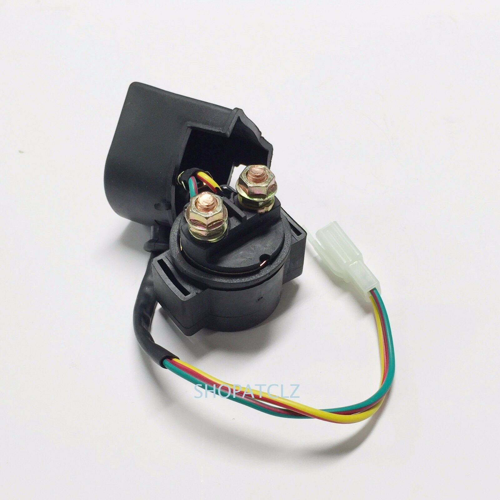 Hammerhead Starter Relay Solenoid Twister 150 150cc Go Kart Parts Wiring Harness 1 Of 1free Shipping