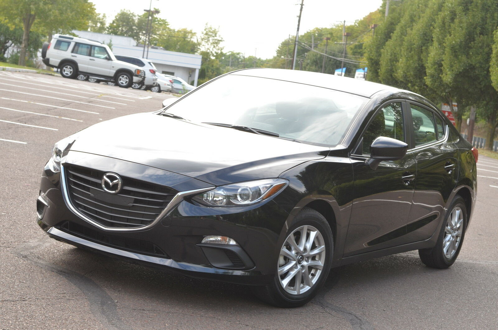 mazda mazda3 sport picclick. Black Bedroom Furniture Sets. Home Design Ideas
