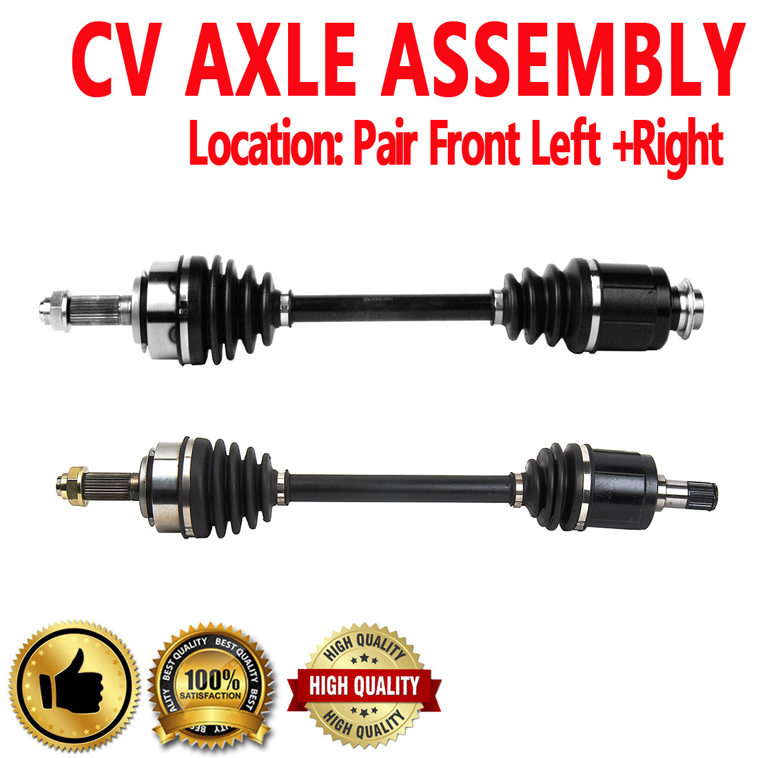 Front Pair CV Axle Assembly for ACURA TL 04-06 Automatic Transmission 1 of  1FREE Shipping See More