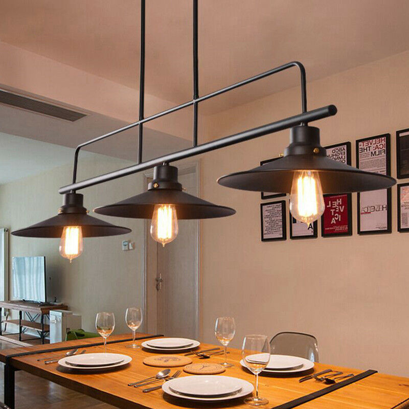 Kitchen Lighting Ceiling Fixtures: VINTAGE CHANDELIER Lighting Kitchen Ceiling Lights Bar