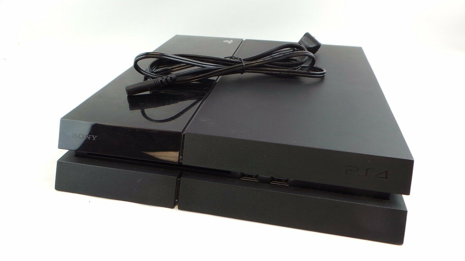 Sony Playstation 4 Ps4 Playstation4 500gb Ps Jet Black Gaming Console Pl03s 1 Of 8free Shipping
