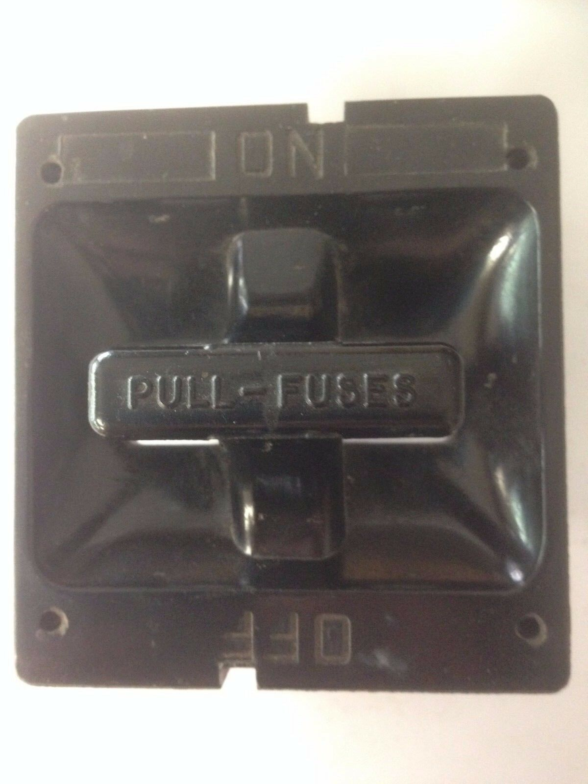 Square D 60 amp Fuse Holder Pull Out 1 of 2Only 1 available See More