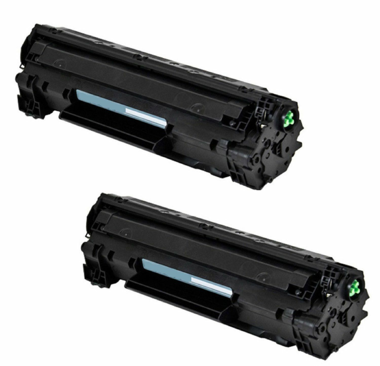 2 Pack Pk Ce285a 85a 285a Toner Cartridge For Hp Laserjet P1102 M1132 Compatible P1102w M1212nf 1 Of 2free Shipping See More