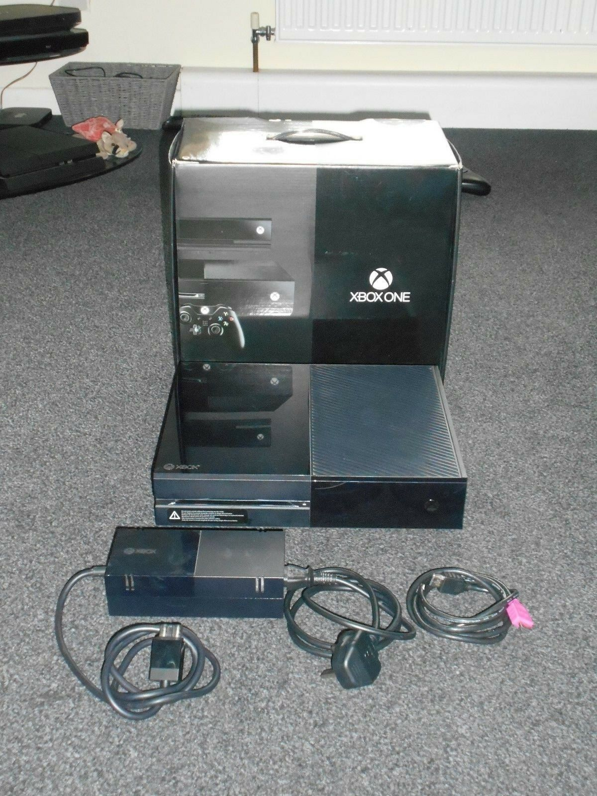 Xbox one console 500 gb day one edition boxed lazer fault see description picclick uk - Xbox one console day one edition ...