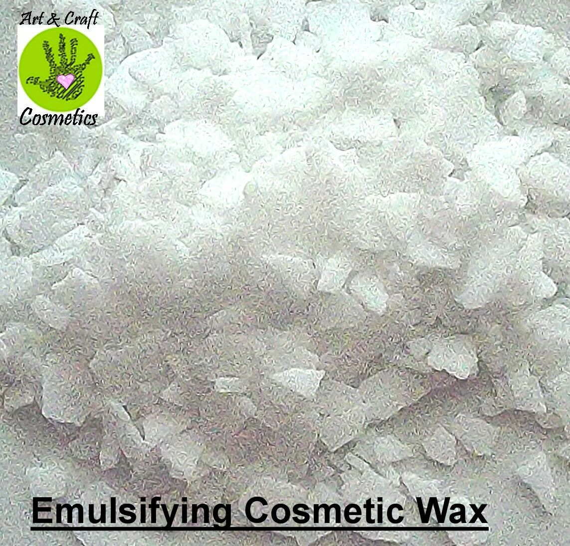 Emulsifying Vegetal Cosmetic Pure Wax Easy Natural Making Homemade Cream Lotions