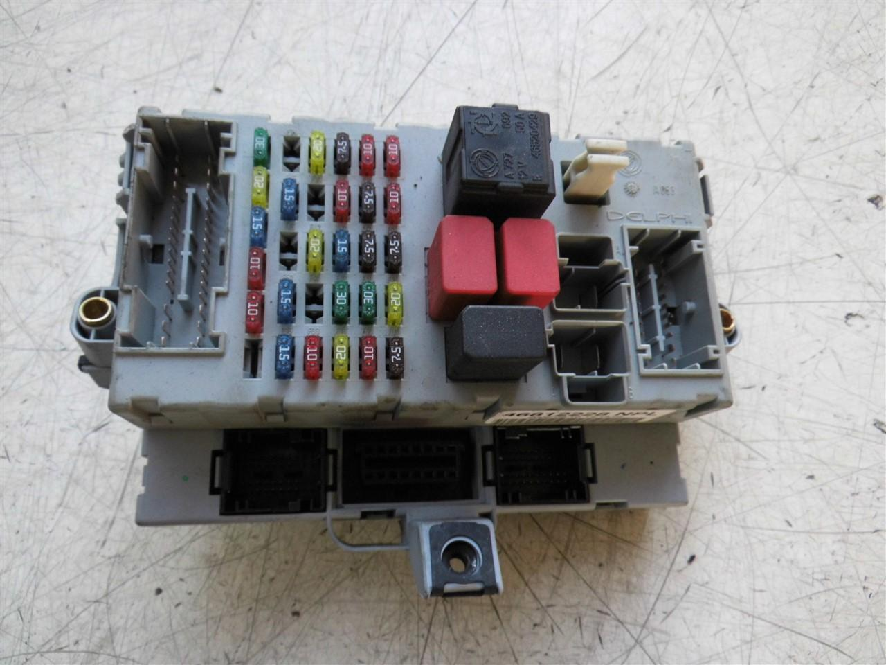 2002 Fiat Punto Mk2 12 8v Fuse Box 46812228 1999 Picclick Uk 1 Of 1only Available