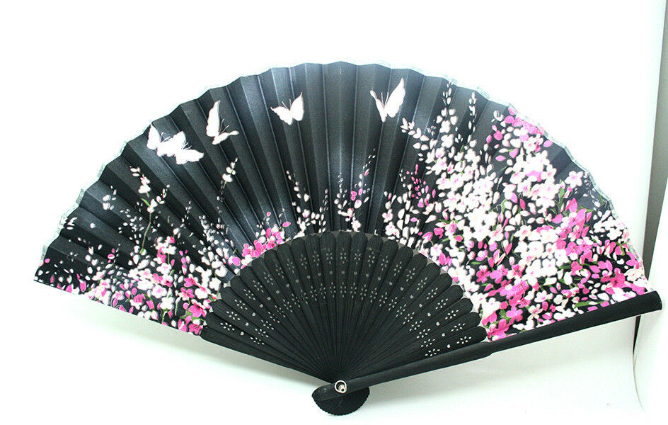 Asian Decor, Oriental Wall Fans and Chinese Umbrellas