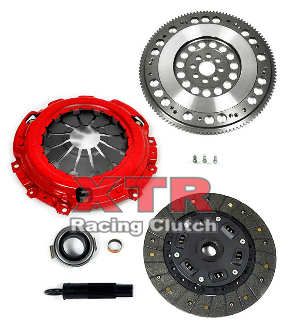 XTR STAGE Clutch Kit And Race Flywheel Honda Civic Si L Acura - Acura rsx type s flywheel