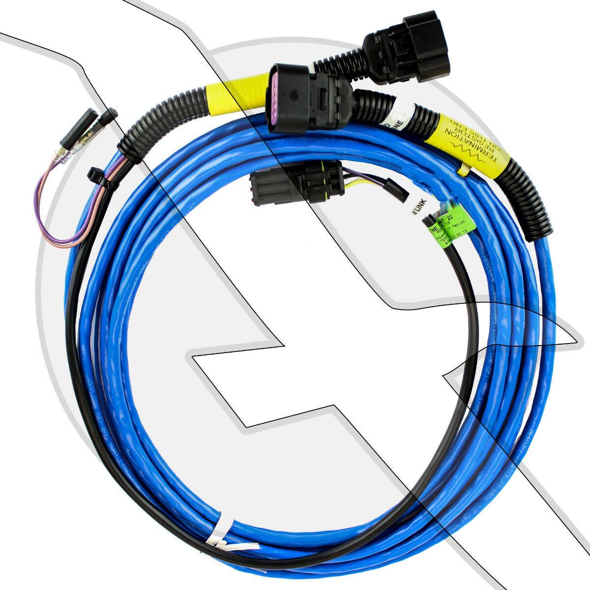 Mercury Marine Wire Harness Wiring Library Sportjet Jet Drive Smarcraft Monitor 84 879982t20 1 Of 1only