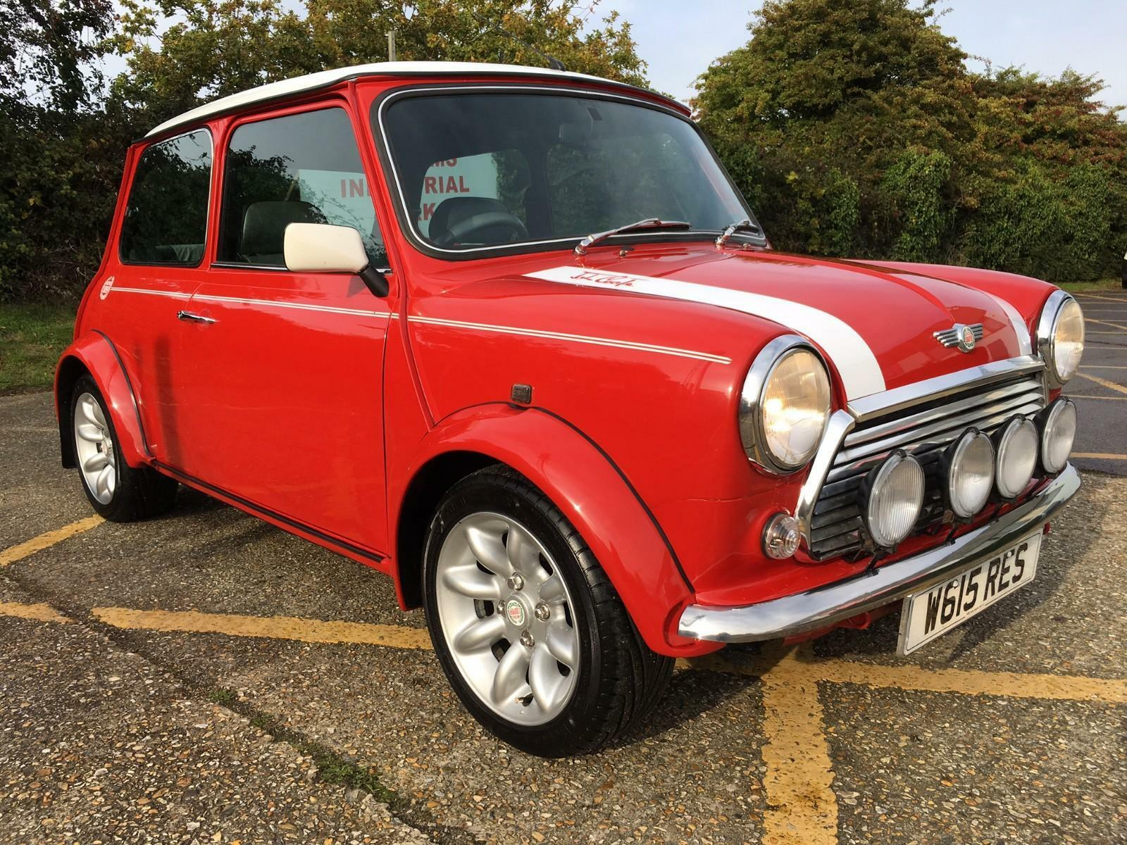 2000 rover mini cooper sport 1275cc mpi solar red only 64k stunning 8 picclick uk. Black Bedroom Furniture Sets. Home Design Ideas