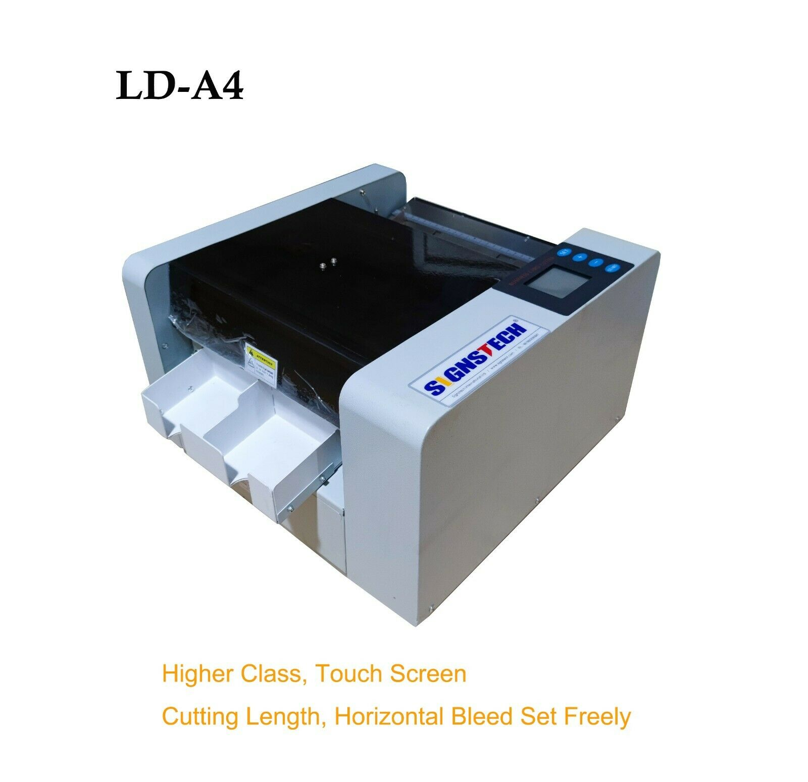 Automatic a4 business card cutter photo flyer cutting machine with 1 of 7only 4 available reheart