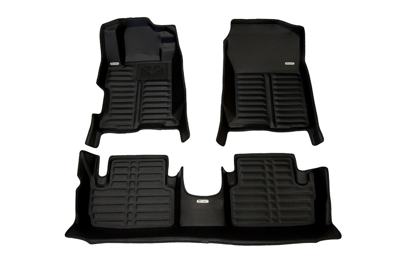 TuxMat Custom Fit 3 D Car Floor Mats For Honda Accord Coupe 2013  1 Of  12Only 1 Available See More