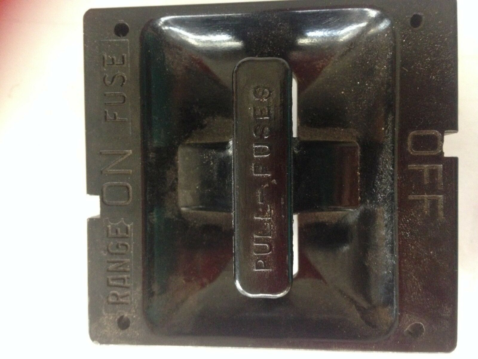 Pull Out Fuse Square D Largest Wiring Diagram Database Box Outs 60 Amp Range Holder 35 00 Picclick Rh Com