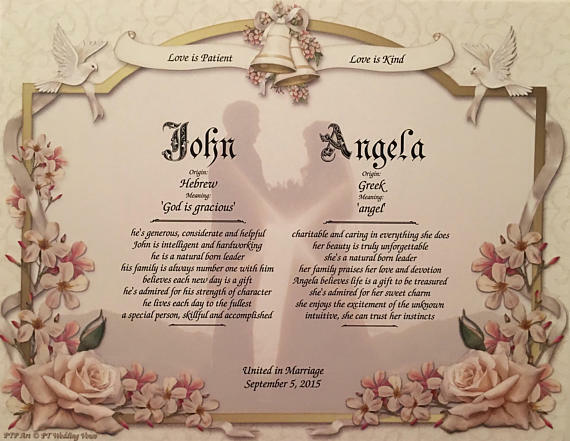 Wedding Gift For Bride And Groom Bridal Shower Gift For The Couple