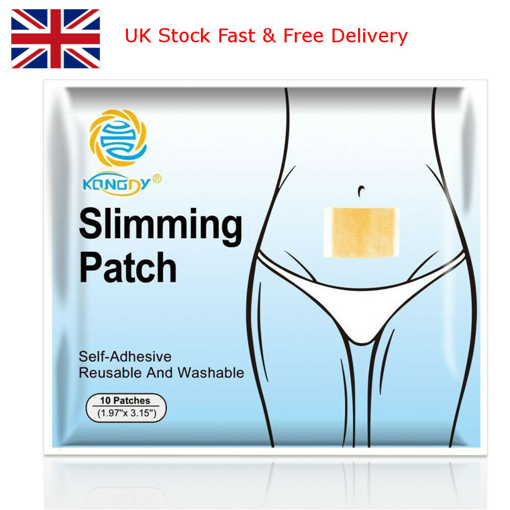 30 Extra Strong Slimming Patches Weight Loss Diet Aid Detox Slim Detoxslim 1 Di 8 Vedi Altro