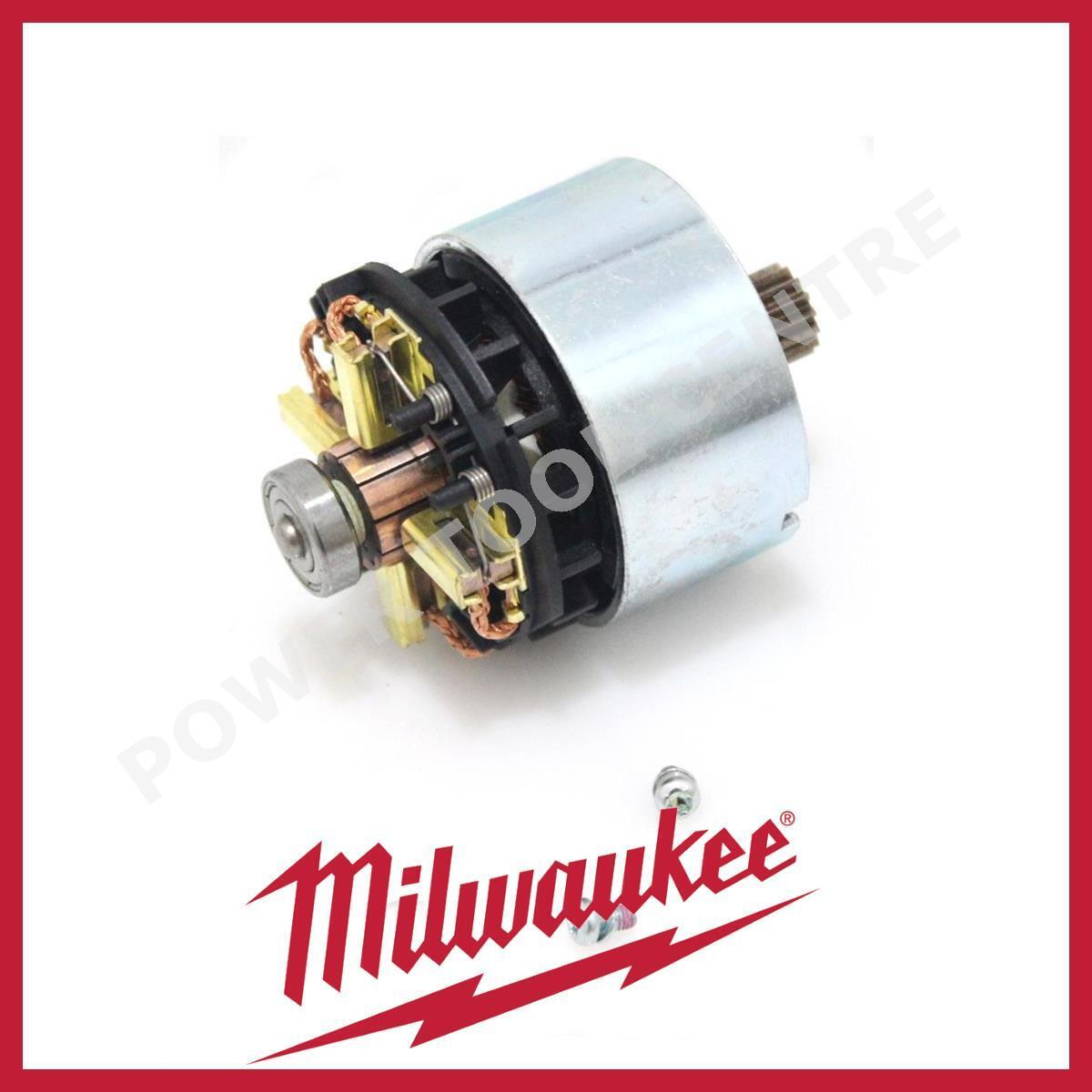 Milwaukee Replacement 18 Volt Motor Assembly Spare Part Cordless Disc Grinder 115 Mm Hitachi G 18dl 1 Of 2free Shipping