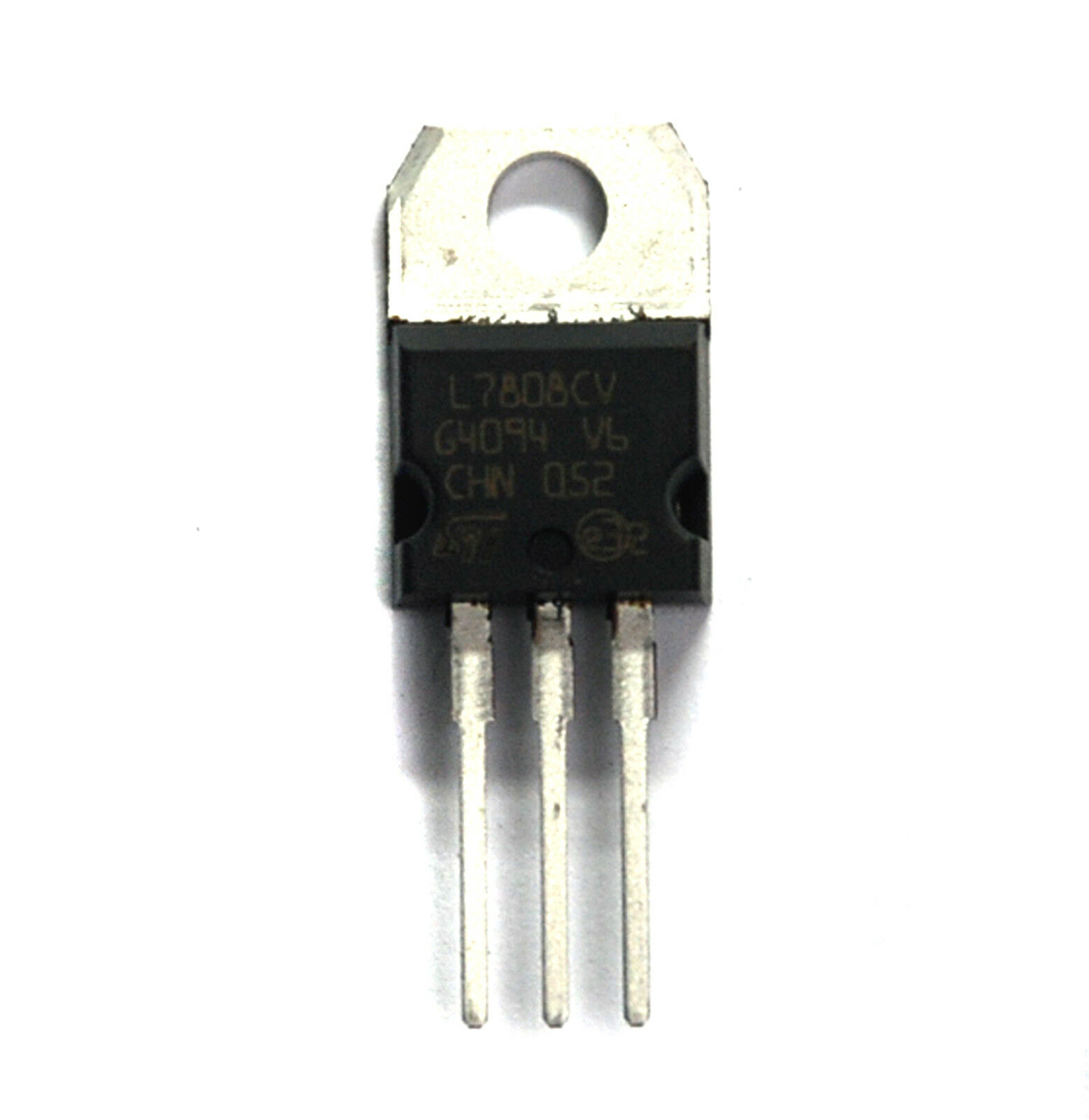 10pc Voltage Regulator Ic L7808cv 7808 8v 1a To 220 Rohs St 6 Volt Circuit Using 7806 1 Of See More