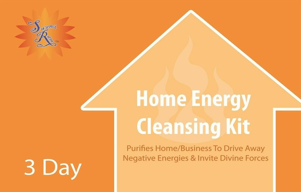 Home energy cleansing kit 3 day eur 37 48 picclick ie Cleansing bad energy from home