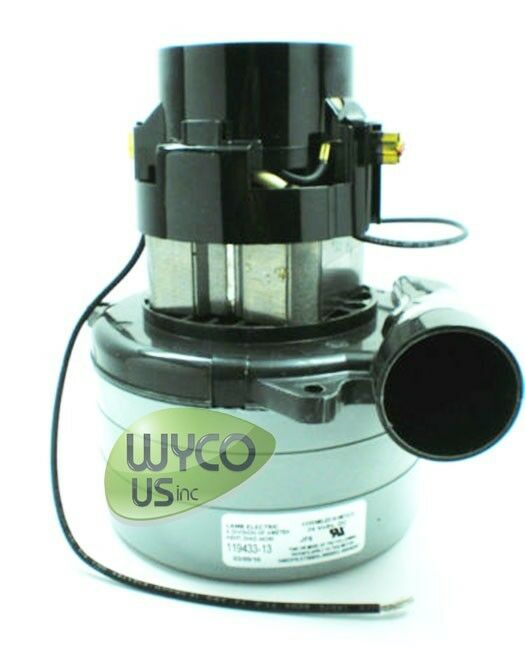 Vacuum Motor By Lamb Electric 119433 13 24v Dc Floor