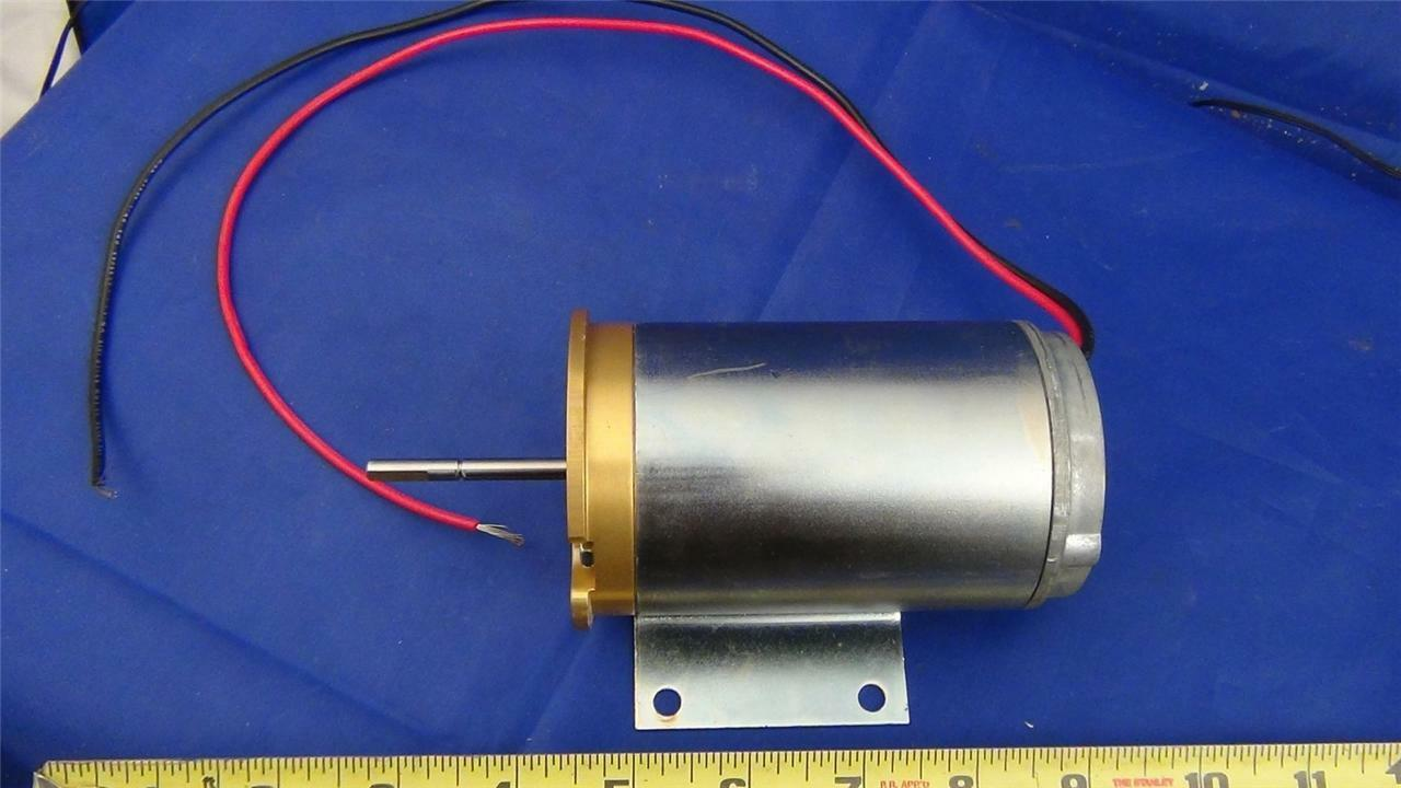 12 24 volt dc electric motor reversible brand new w 30 day warrantee picclick 24 volt motors