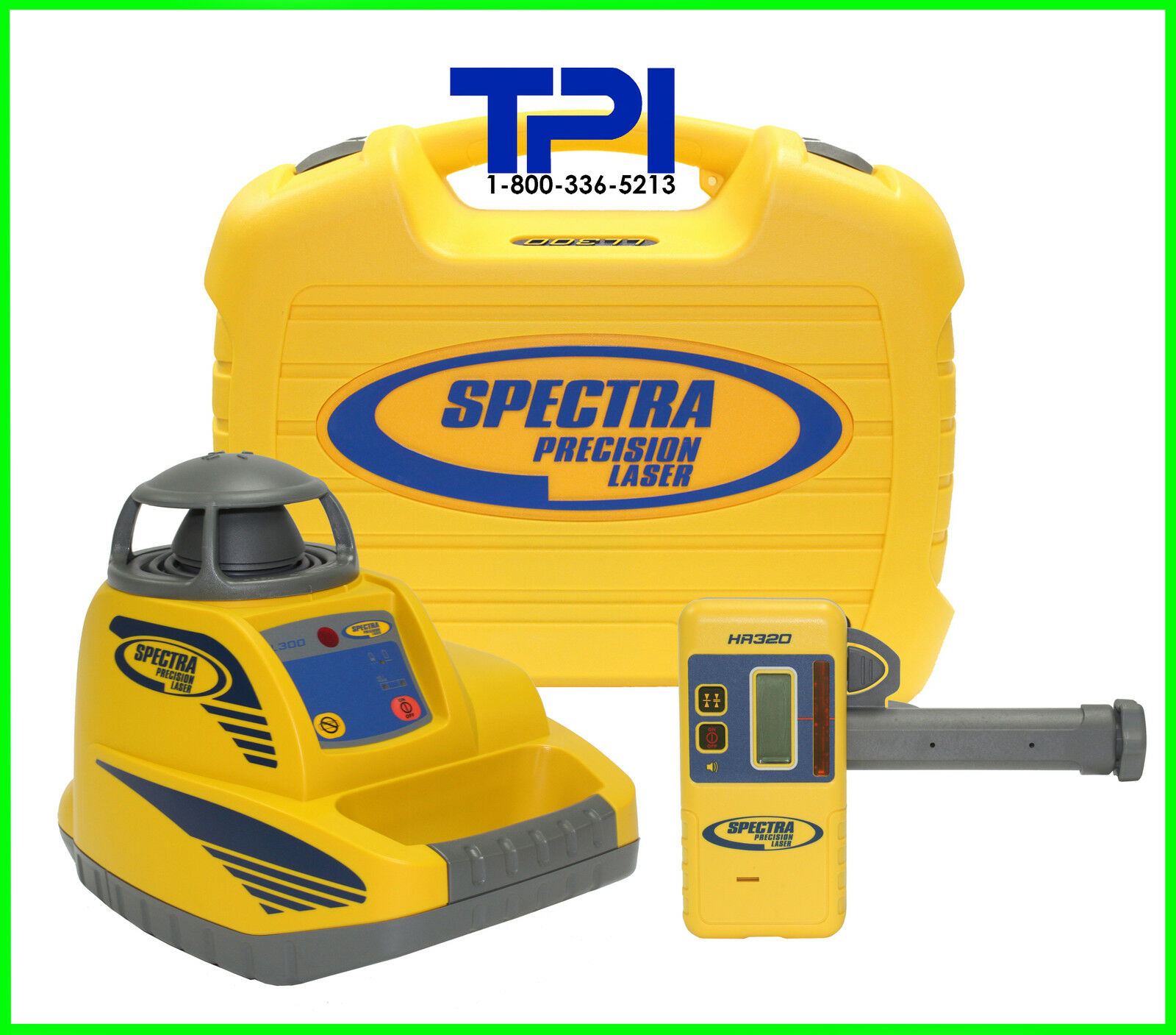 spectra precision laser ll300 manual