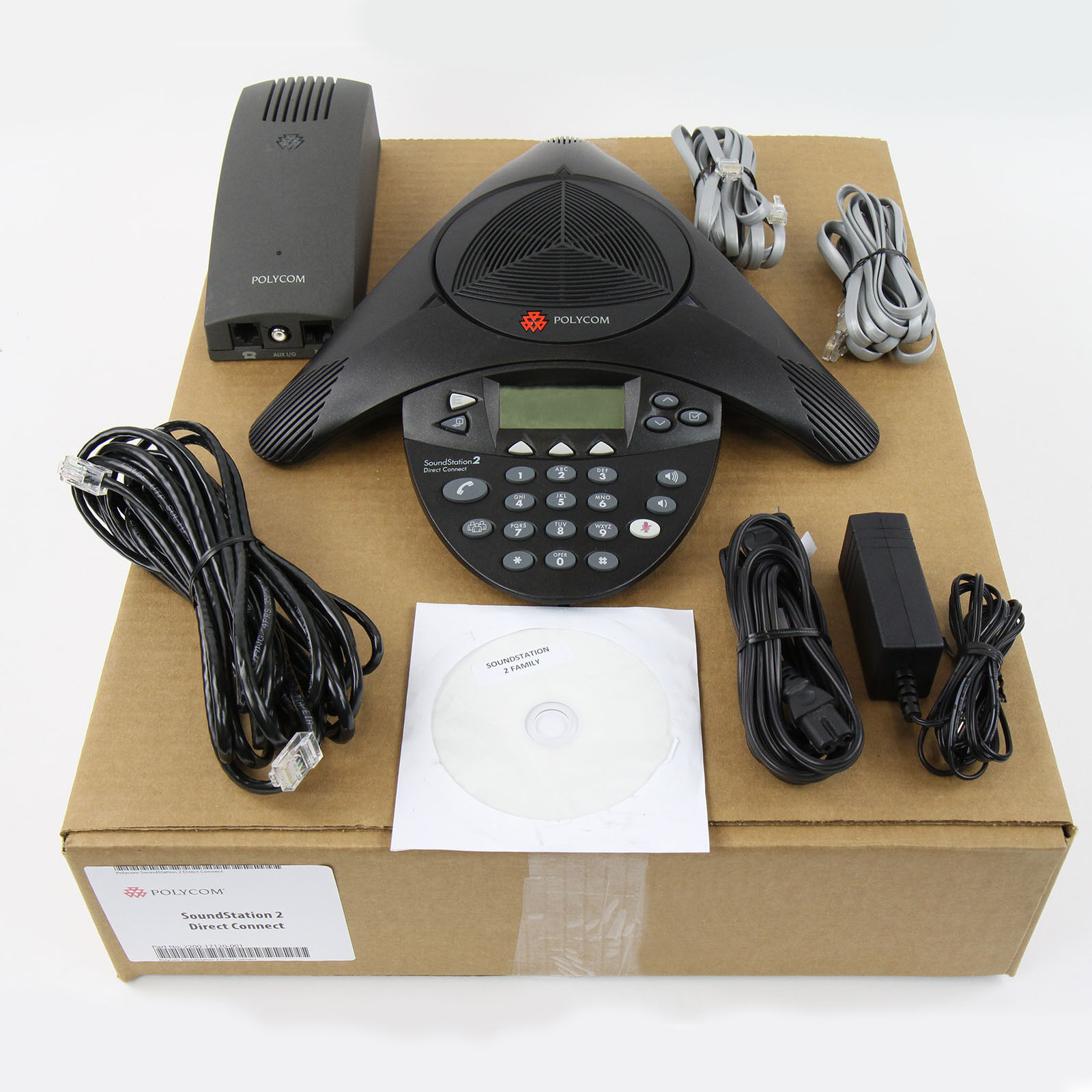 how to connect polycom phone to computer