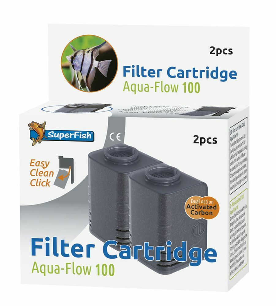 Sf Aqua- Flow 100 Easy Click Cartridge