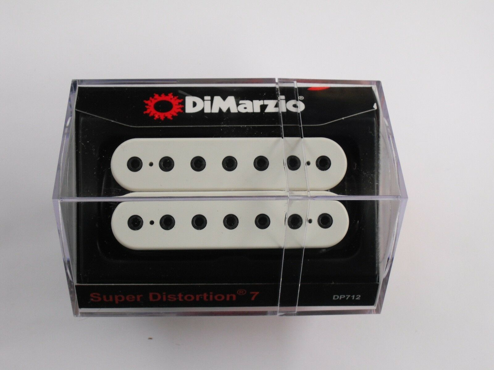 Dimarzio Super Distortion Bridge - Best Bridge 2018 on