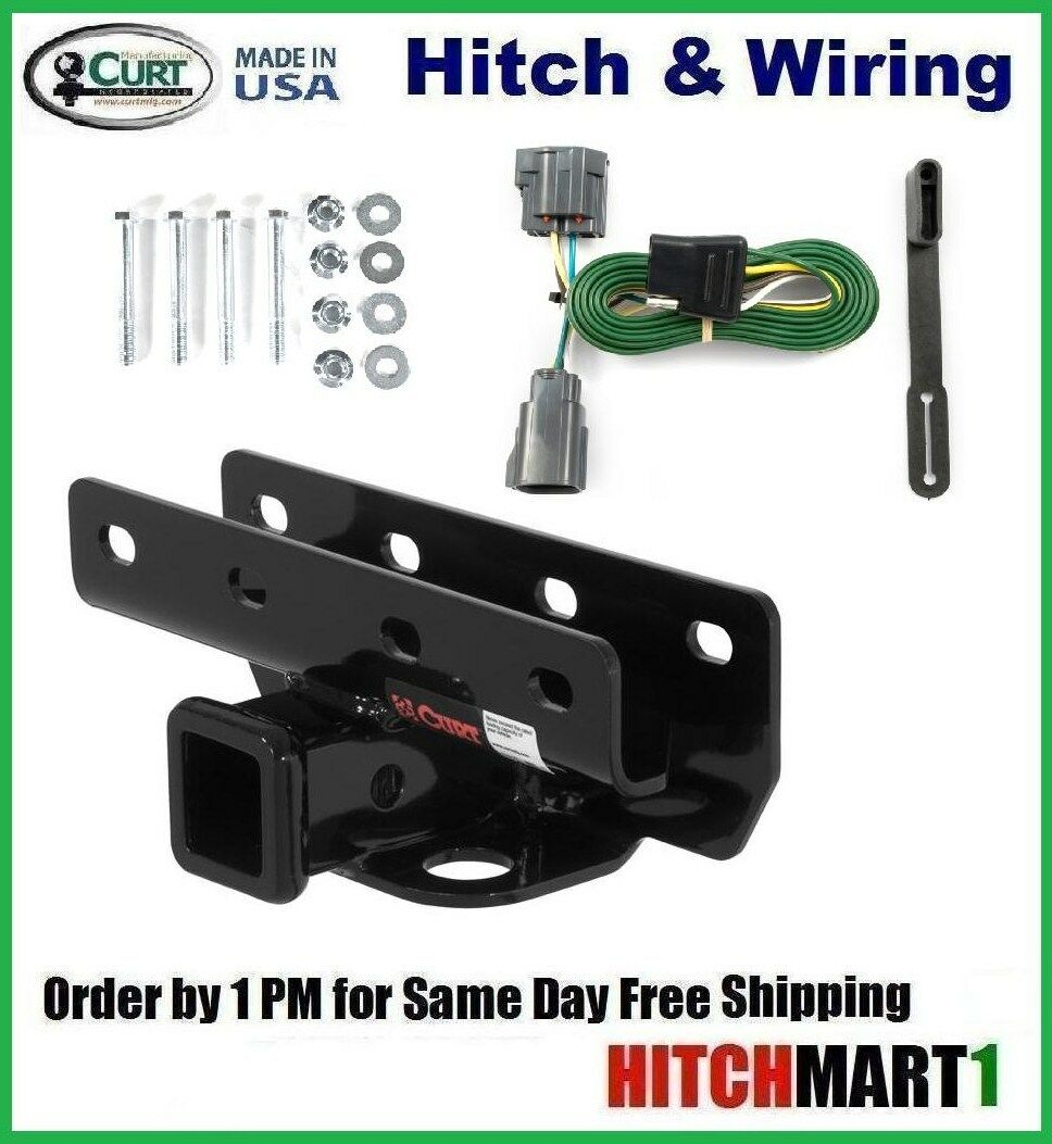 2007 2016 Jeep Wrangler Curt Trailer Hitch Wiring Pkg Class 3 2 Kia Sorento Rear Wiper 1 Of 6only 5 Available