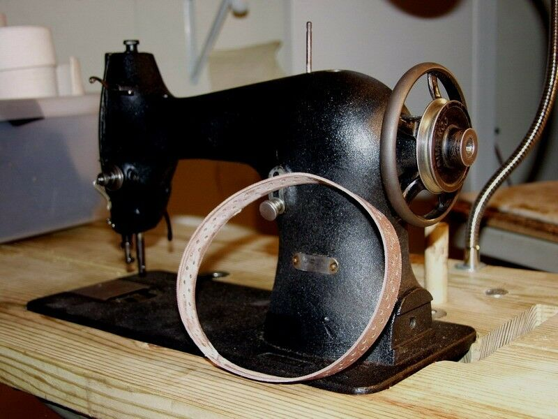 singer sewing machine belt replacement