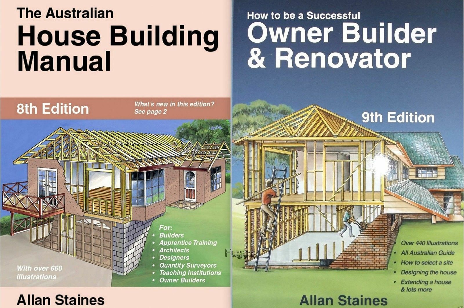 Australian House Building Manual Owner Builder And