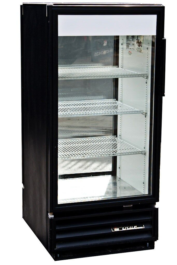 True Gdm 10 Single Door Commercial Refrigerator With Double Sided