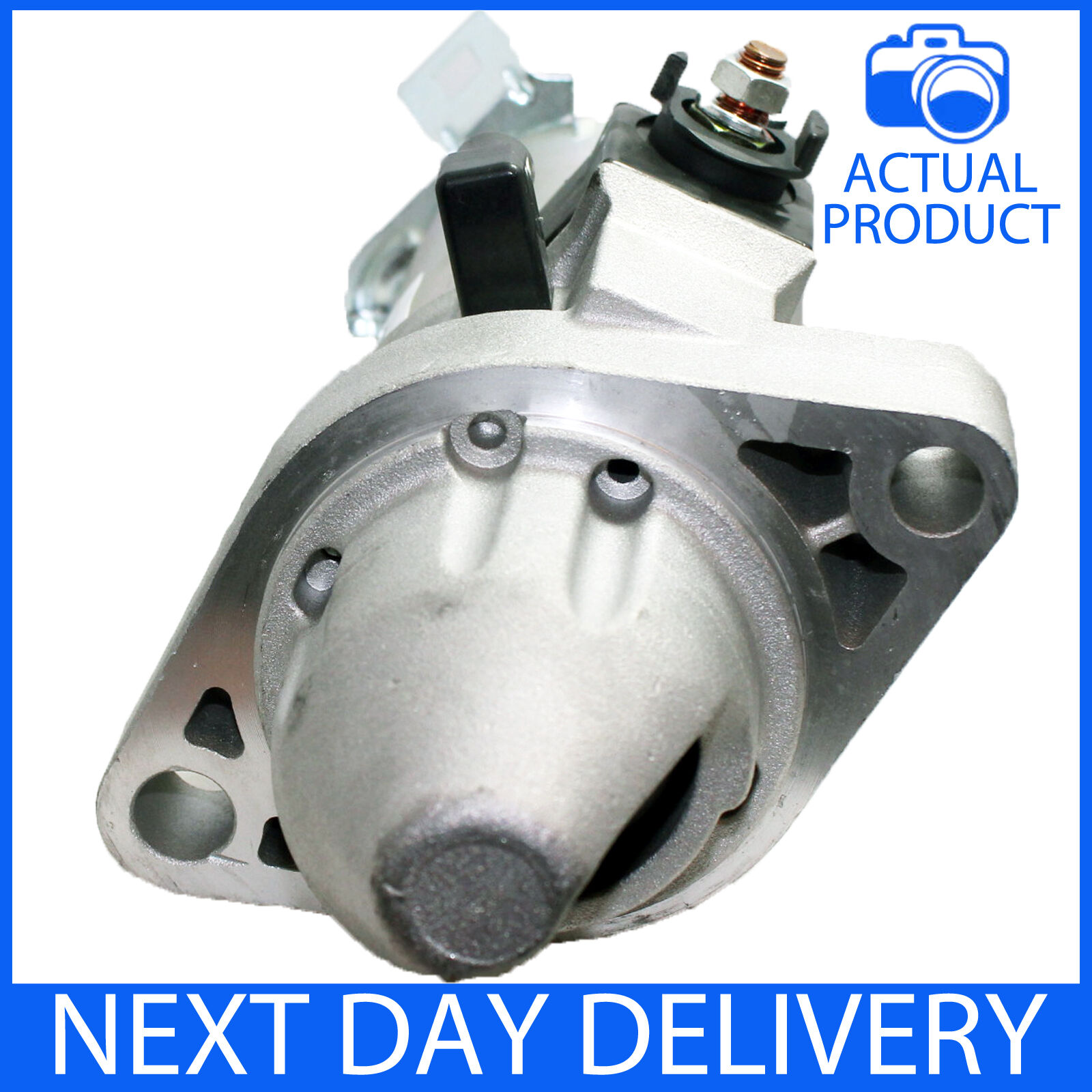 fits automatic honda accord mk7 2 0 2 4 petrol 2003 2015 new starter motor chf. Black Bedroom Furniture Sets. Home Design Ideas