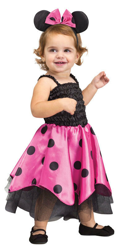baby kleinkind m dchen minnie mouse animal halloween