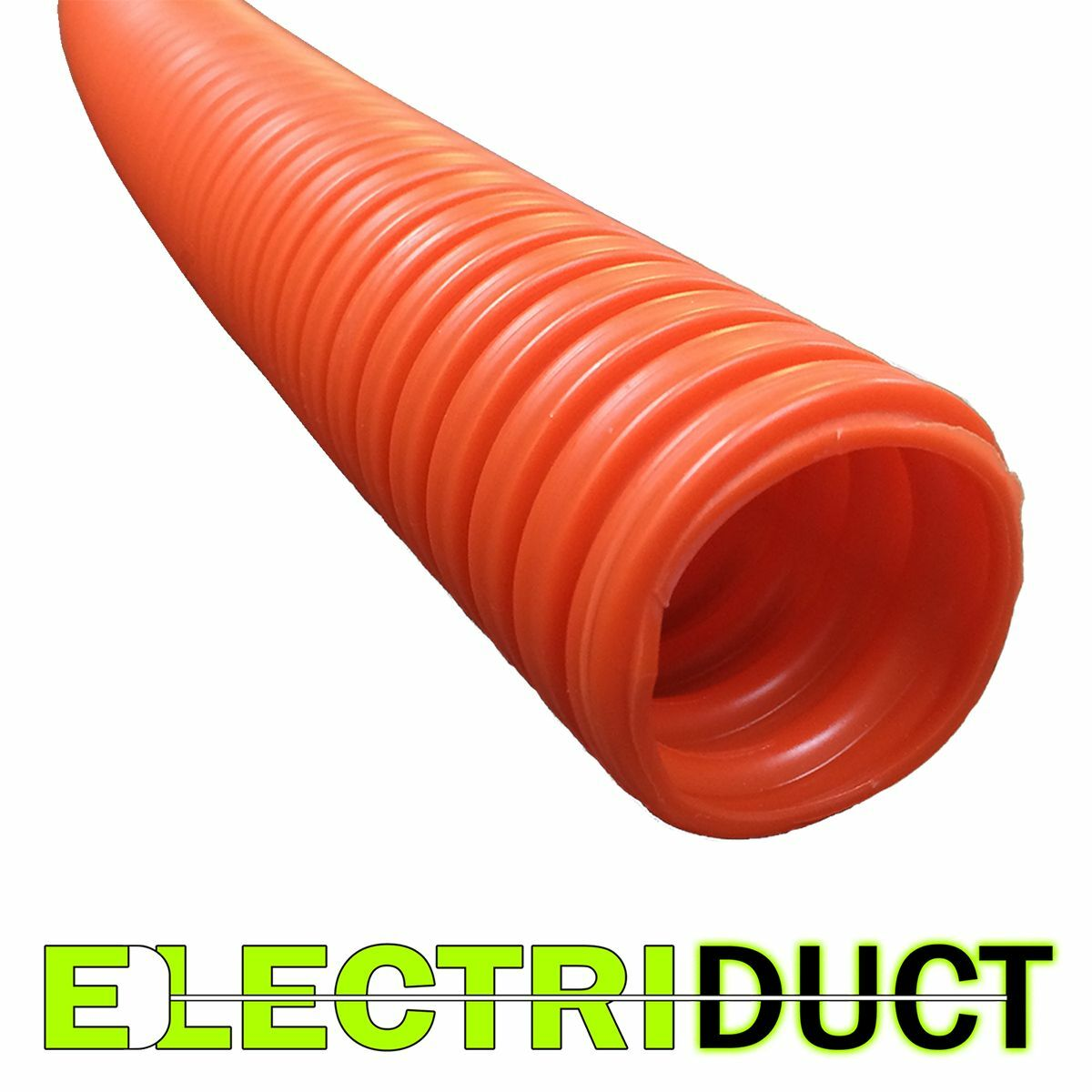ENDOCOR CORRUGATED HDPE Outdoor Innerduct with Pull Tape - Wire Loom ...