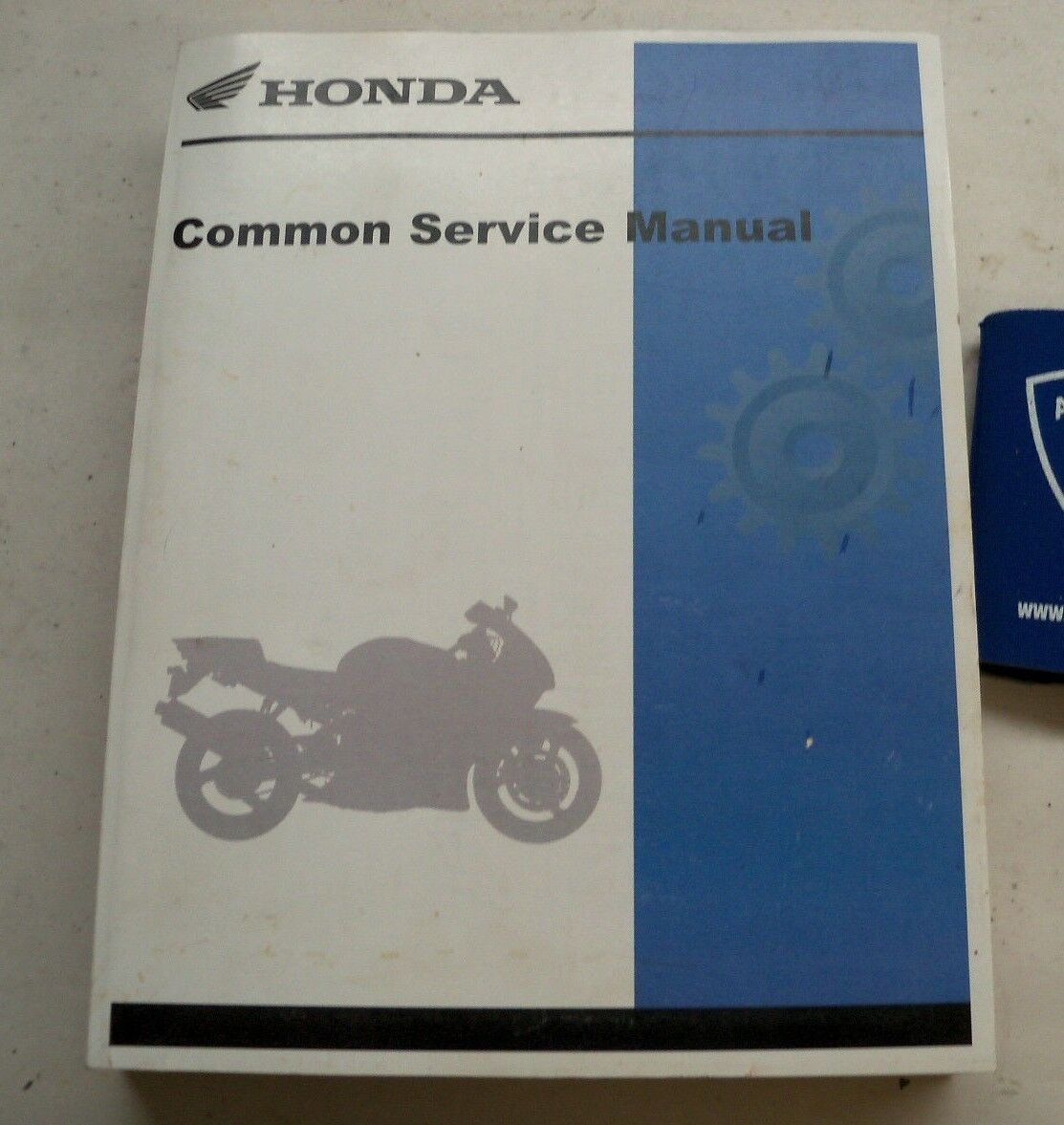 Copyright 2004 Honda Motorcycles Scooters Atv Watercraft Common Service  Manual 1 of 2Only 1 available ...
