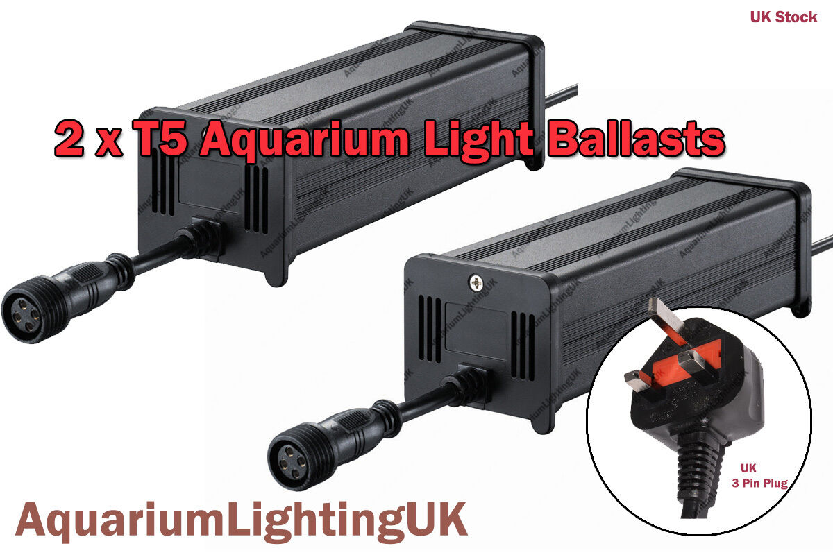 T5 Aquarium Lighting replacement Ballasts 80W