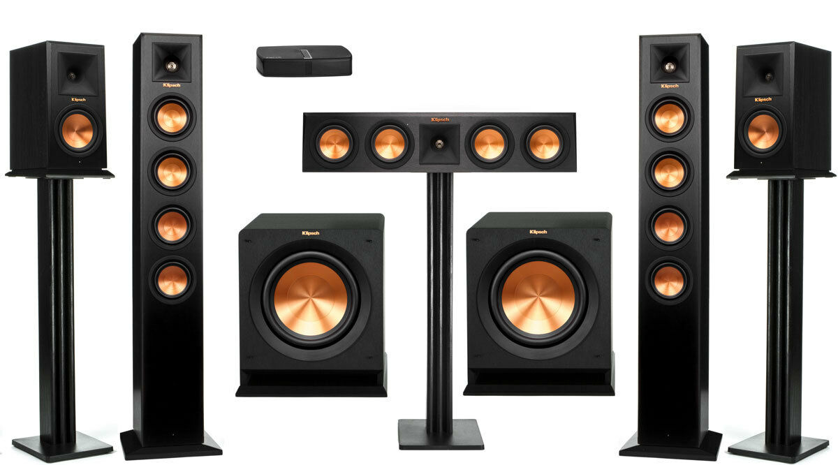 Klipsch Hd Theater  Home Theater System