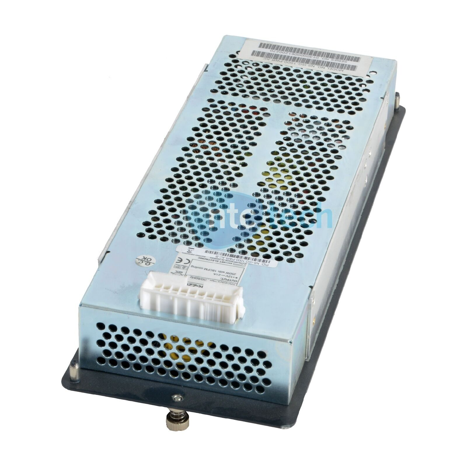 JUNIPER NS-ISG-1000-PWR-AC-B 250W Power Supply for NS-ISG-1000 ...