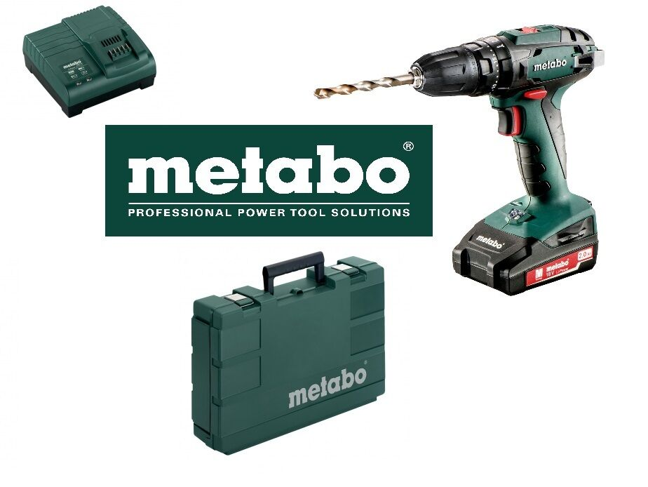 metabo sb 18 akku schlagbohrmaschine 18 volt akku bohrschrauber eur 99 90 picclick at. Black Bedroom Furniture Sets. Home Design Ideas