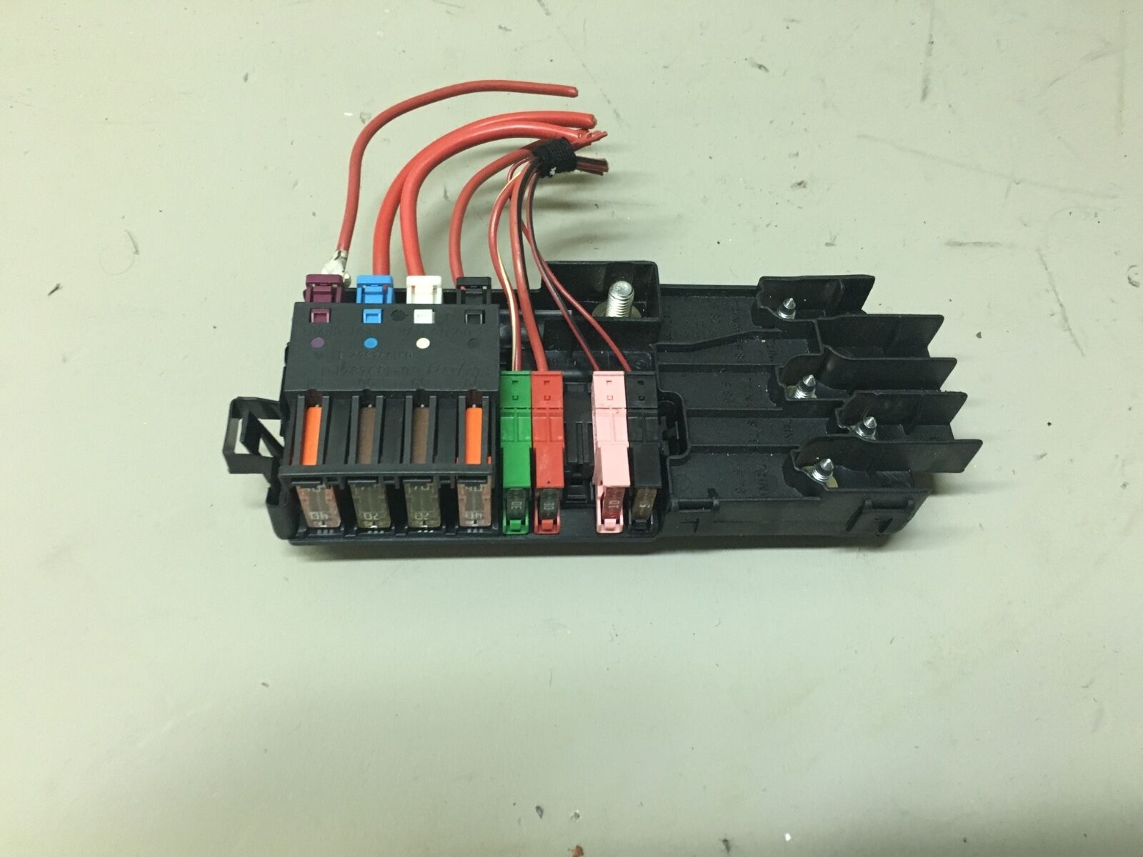 Mercedes Gl450 X164 W164 Fuse Relay Junction Box A2115452601 Gl320 Oem Ml350  N 1 of 4Only 1 available ...