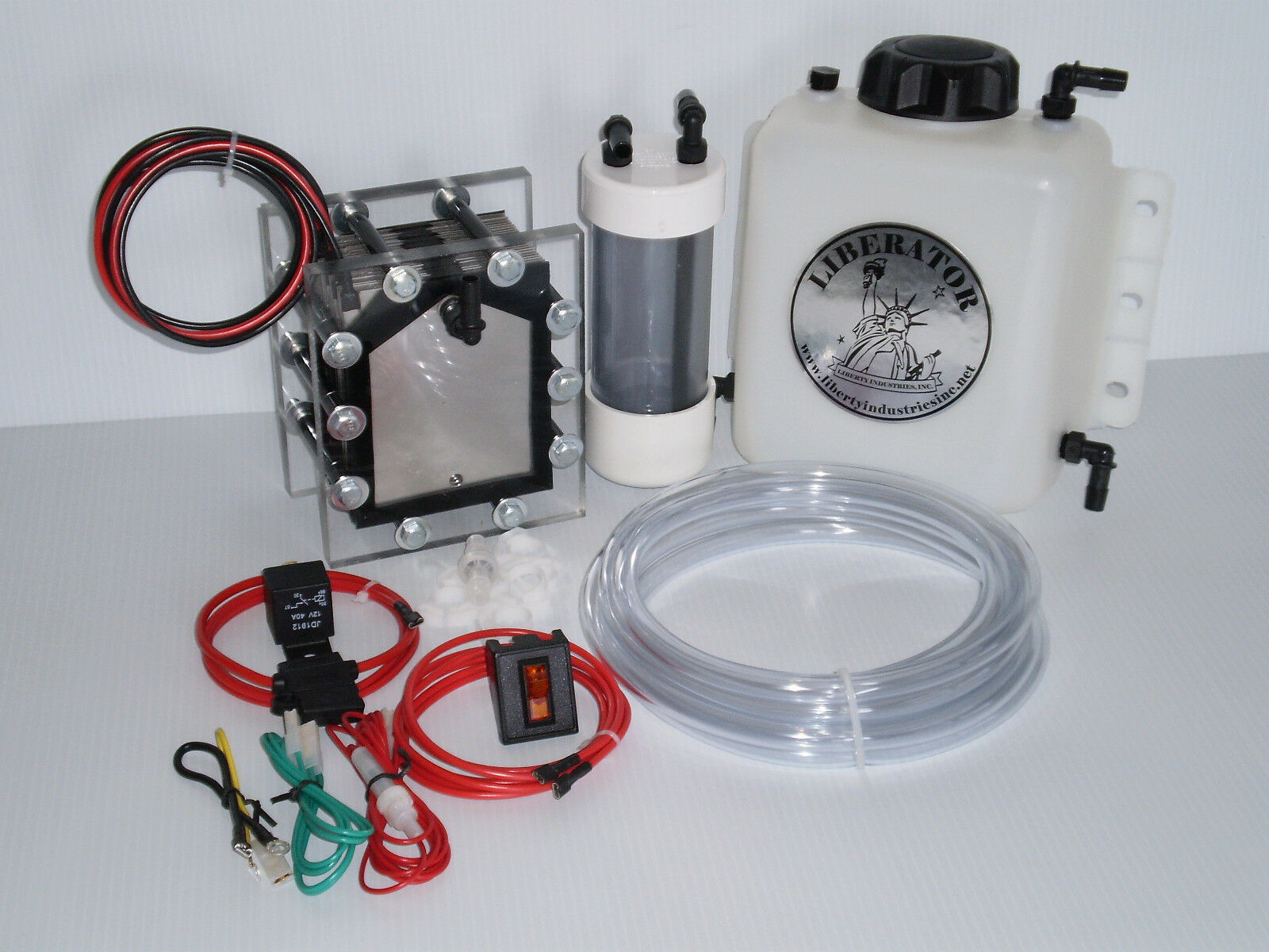 Hho Dry Cell >> 21 Plate Hho Hydrogen Generator Sealed Dry Cell Kit. Watch Video • CAD 220.08 - PicClick CA