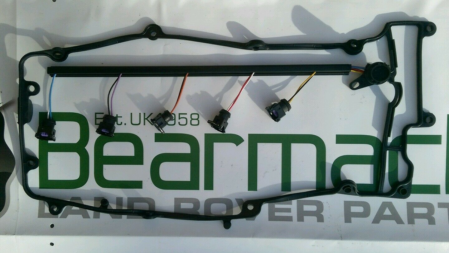Land Rover Discovery 2 Td5 Injector Wiring Harness Car Defender Fuel Injectors
