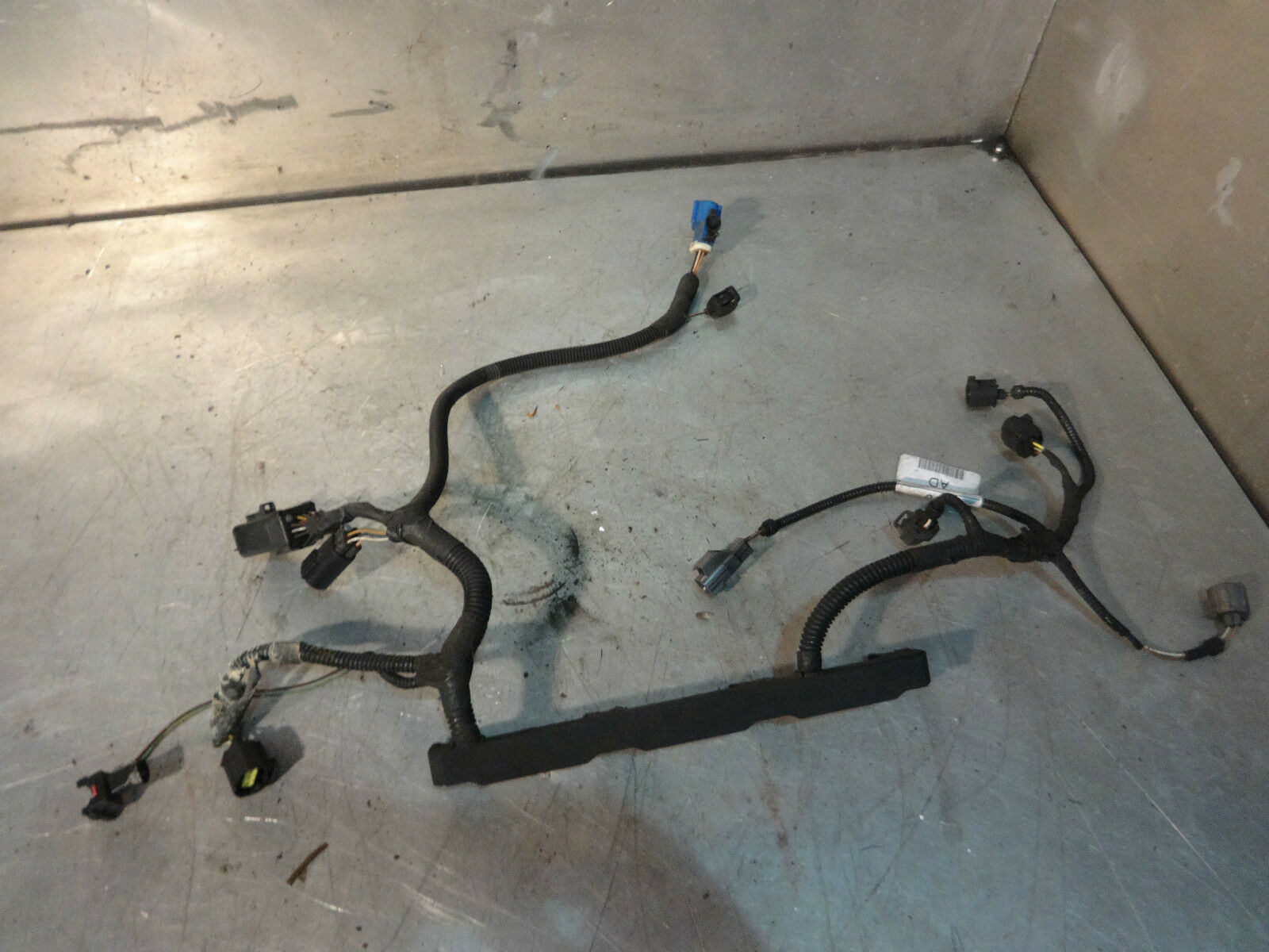 Ford Focus St170 Mk2 2002 2005 Engine Wiring Loom Harness Injectors Bmw 1 Of 6only Available