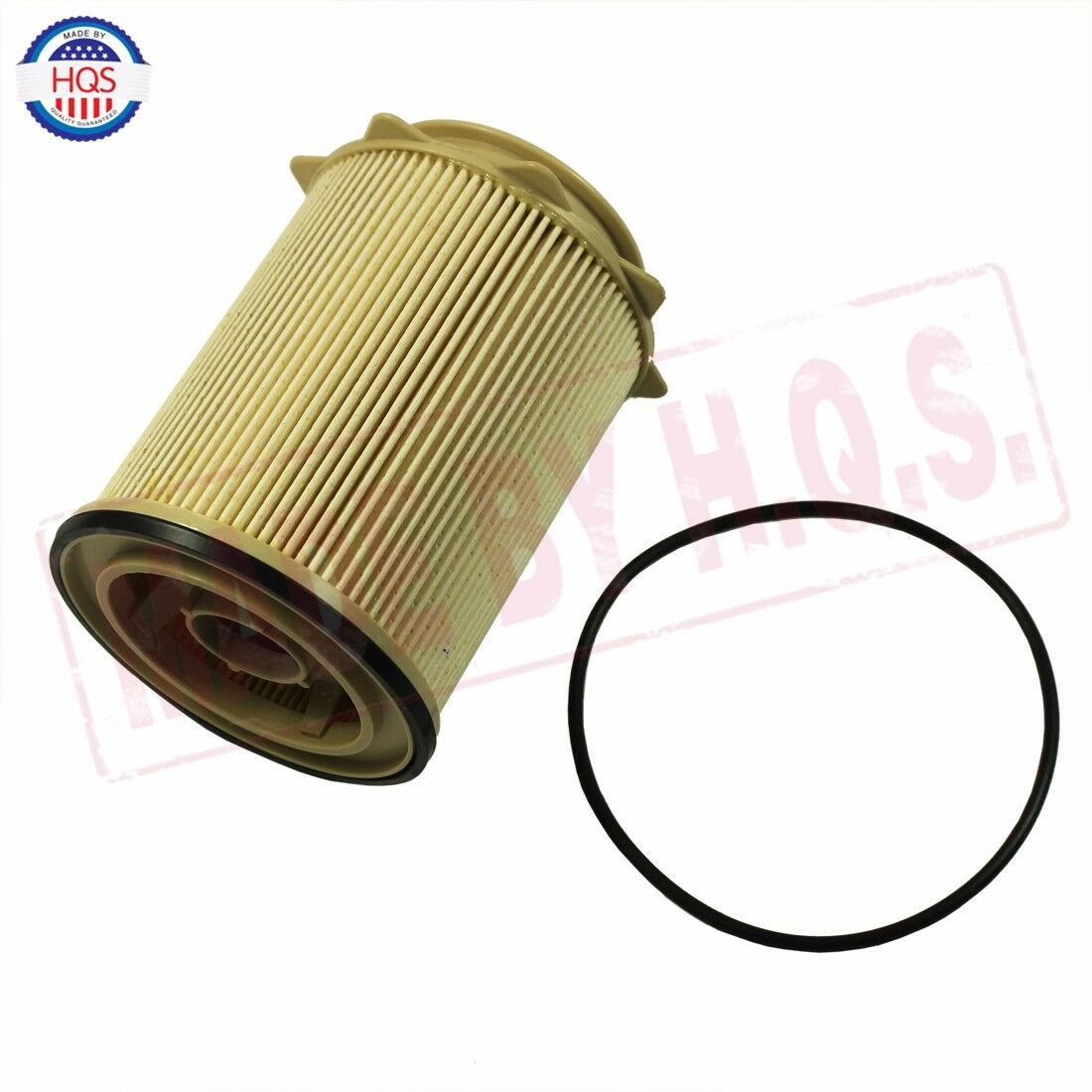 Cummins Turbo Diesel Fuel Filter For 2010 2016 Dodge Ram 67 Liter 2013 5500 Location 68065608aa 1 Of 6free Shipping
