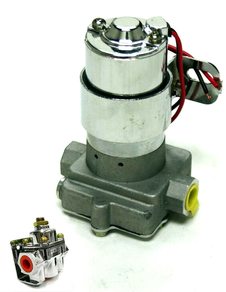 Extreme Duty Fuel Filter Mopar Electric Pump With Regulator Ford Chevy 791x1024