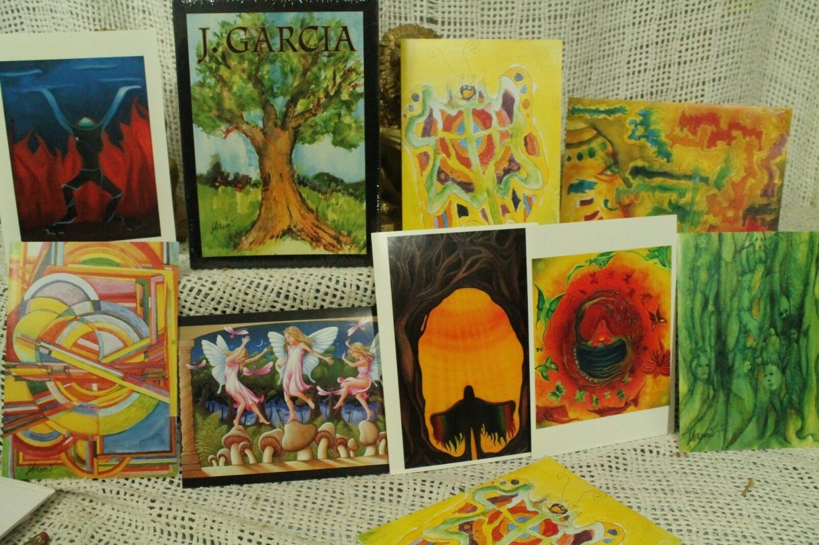 Lot grateful greetings jerry garcia grateful dead greeting cards lot grateful greetings jerry garcia grateful dead greeting cards plus others 1 of 3only 1 available see more m4hsunfo
