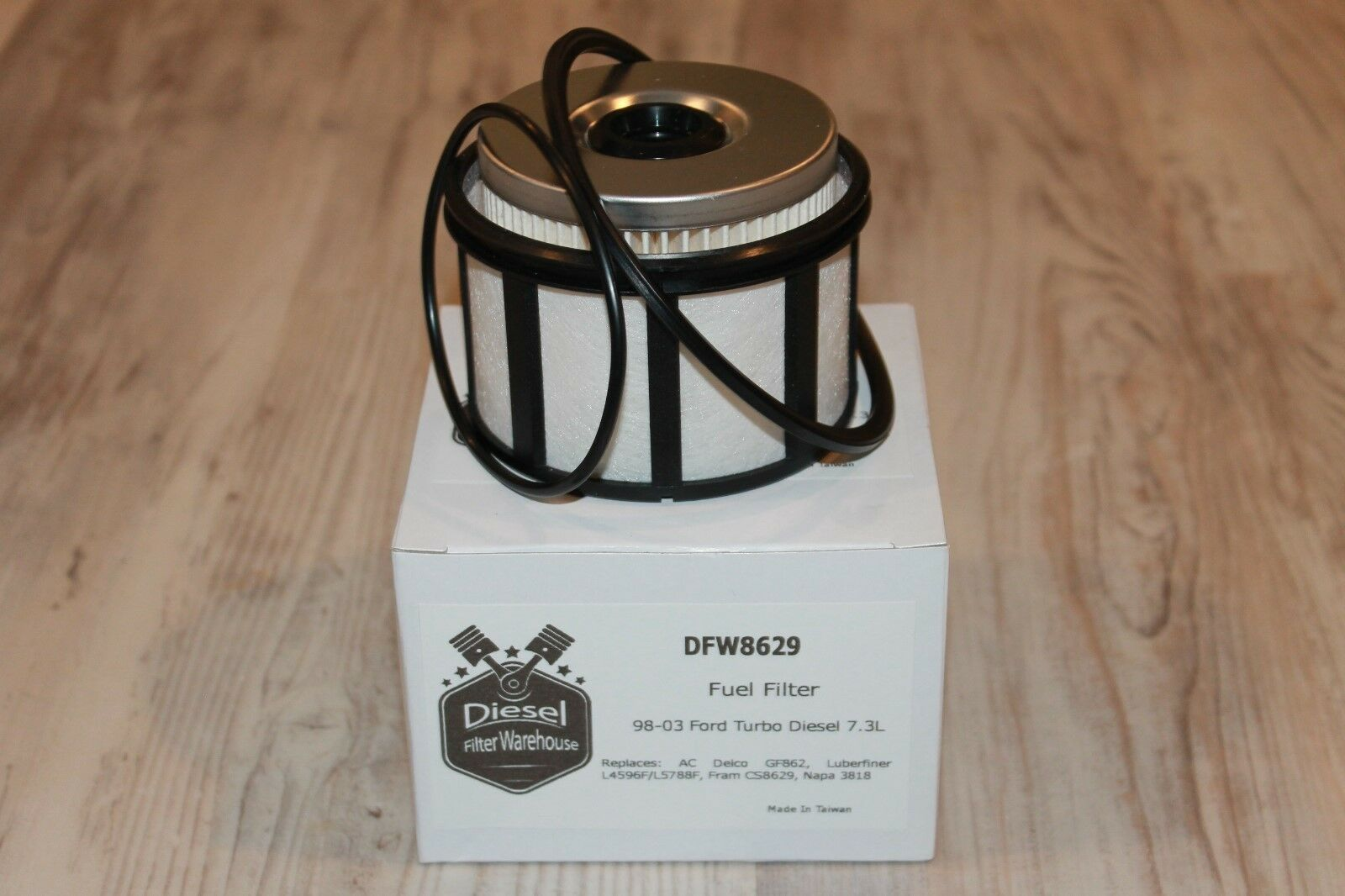 Fuel Filter O Rings For 73l Powerstroke Diesel 1998 2003 Ford F 6 0 Filters 1 Of 4free Shipping